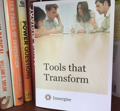 Tools that transform