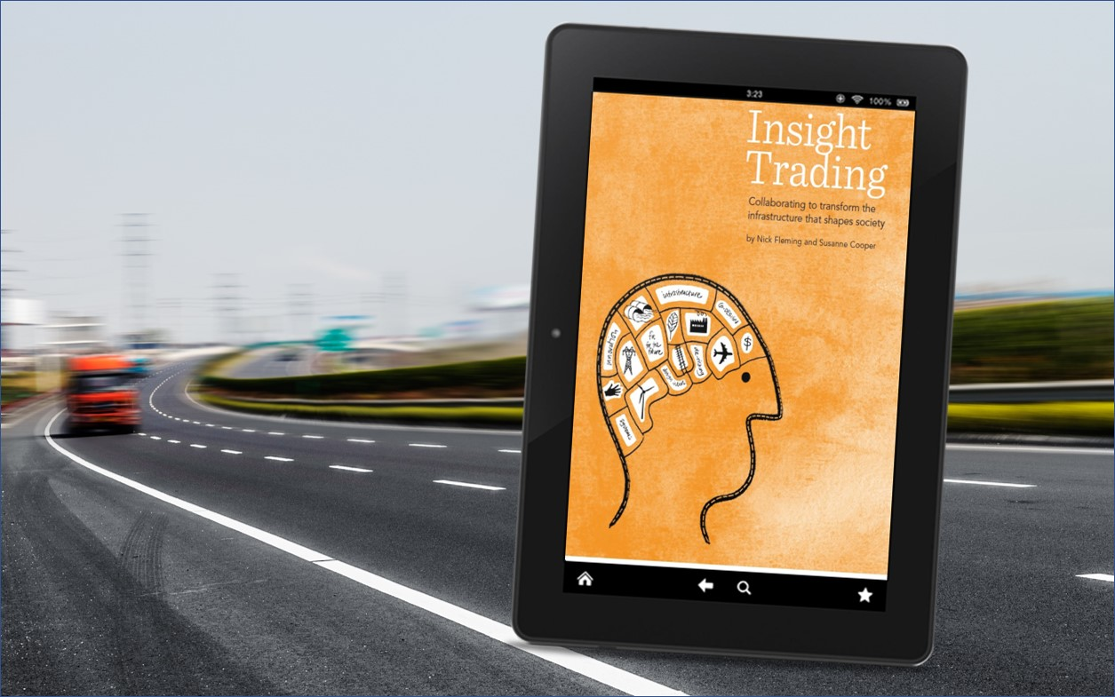 Launch of Insight Trading ebook and roadmap